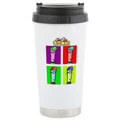 Just Say Uncle Stainless Steel Travel Mug