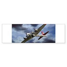 B-17 fortress Bumper Bumper Sticker