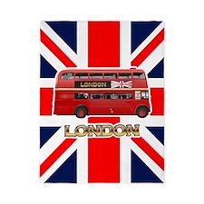 Funny British items Twin Duvet