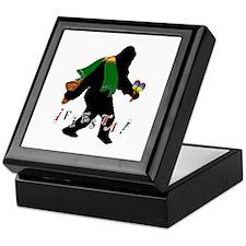 Squatcho De Mayo Keepsake Box