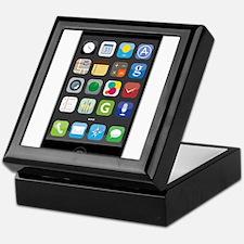 Phone Keepsake Box