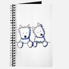 Pocket Westie Duo Journal