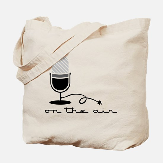 On The Air Tote Bag