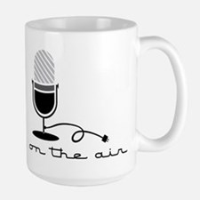 On The Air Mug