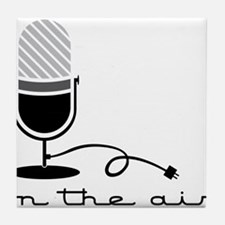 On The Air Tile Coaster