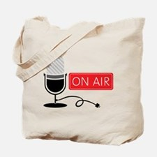 On Air Tote Bag