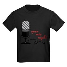 Open Mic Night T-Shirt