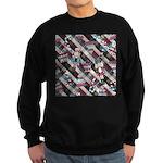 Happy Holidays Nutcracker Plaid Sweatshirt