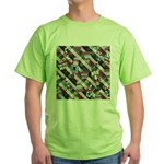 Happy Holidays Nutcracker Plaid T-Shirt