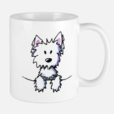 Pocket Westie Caricature Mug