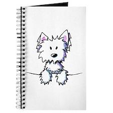 Pocket Westie Caricature Journal