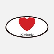 Kimberly Big Heart Patches
