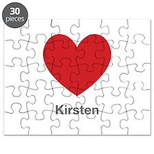 Kirsten Big Heart Puzzle