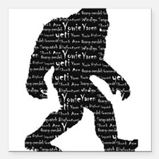 Bigfoot Sasquatch Yowie Yeti Yaren Skunk Ape Squar