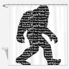 Bigfoot Sasquatch Yowie Yeti Yaren Skunk Ape Showe