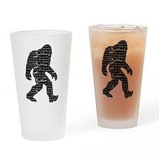 Bigfoot Sasquatch Yowie Yeti Yaren Skunk Ape Drink