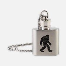 Bigfoot Sasquatch Yowie Yeti Yaren Skunk Ape Flask