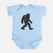 Bigfoot Sasquatch Yowie Yeti Yaren Skunk Ape Body