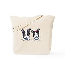 KiniArt Boston Terrier Tote Bag