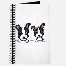 KiniArt Boston Terrier Journal