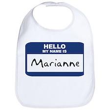 Hello: Marianne Bib