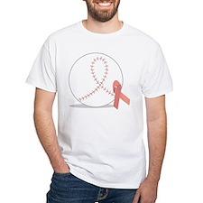 Baseball for Breast Cancer T-Shirt