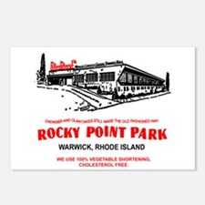 Shore Dinner Hall Clam Cake Bag Postcards (Package