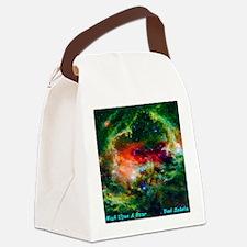Soul Nebula Canvas Lunch Bag