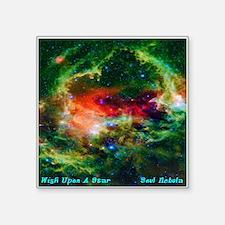 "Soul Nebula Square Sticker 3"" x 3"""