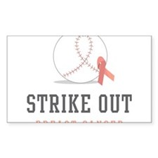 Strike Out Decal