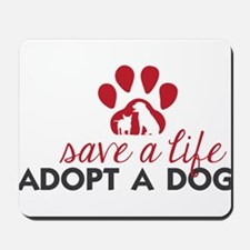 Save a Life Mousepad