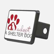 Adopt a Shelter Dog Hitch Cover