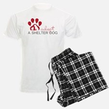 Adopt a Shelter Dog Pajamas