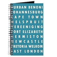 Teal SA Cities Journal