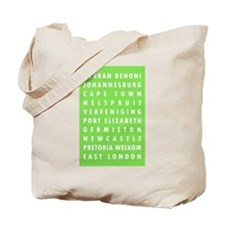 Celery SA Cities Tote Bag