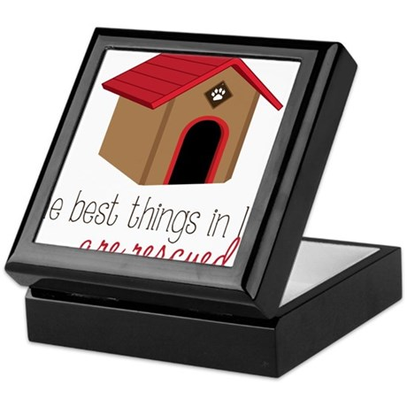 The Best Things Keepsake Box