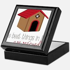 The Best Things Keepsake Box