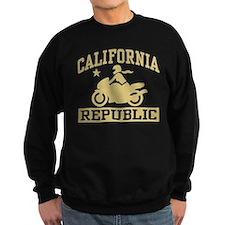 California Republic female Biker Jumper Sweater