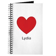 Lydia Big Heart Journal