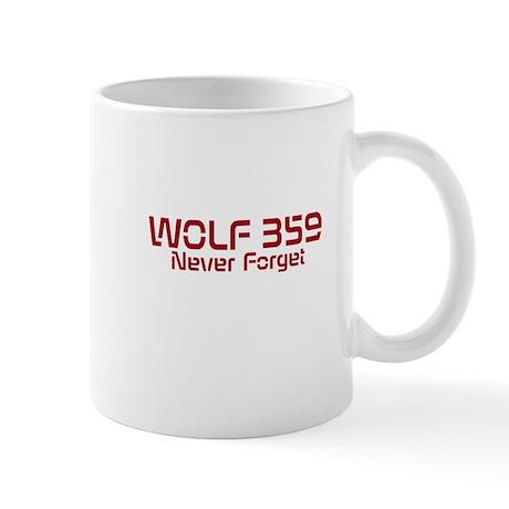 Wolf 359 Never Forget Star Trek Borg Battle Design