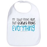 Grandpa Cotton Bibs