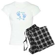 Downunder thunder pants - blue Pajamas