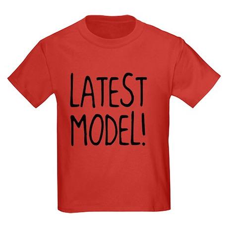Latest Model T-Shirt