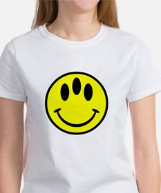 Evolution Happy Face Women's T-Shirt