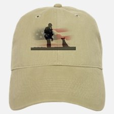 Soldier and shepard Baseball Baseball Baseball Cap