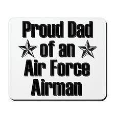 AF Proud Dad Mousepad