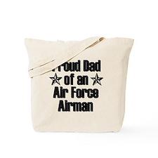 AF Proud Dad Tote Bag