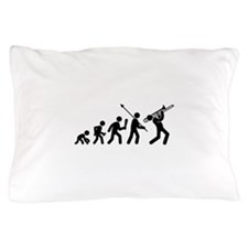 Trombone Player Pillow Case