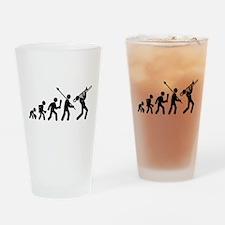 Trombone Player Drinking Glass