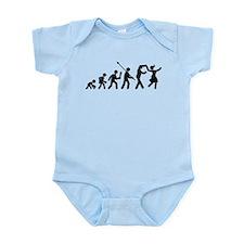Swing Dancing Infant Bodysuit